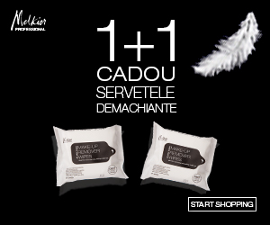 1+1 CADOU Servetele Demachiante Deep Clean