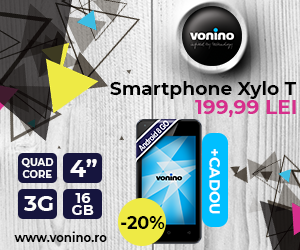 Noul Smartphone Vonino Xylo T, cu 20% Reducere