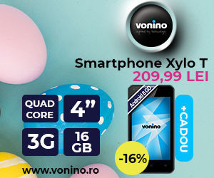 Noul Smartphone Vonino Xylo T, cu 16% reducere!