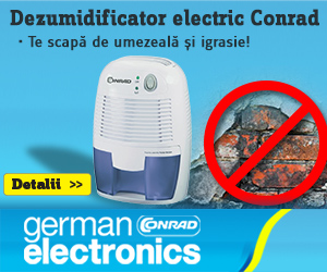 Dezumidificator electric Comrad