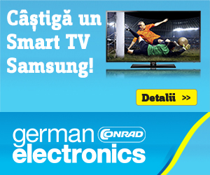 Castiga un Smart TV Samsung