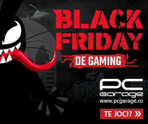 Black Friday de Gaming PC Garage