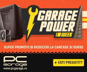 Garage Power Week
