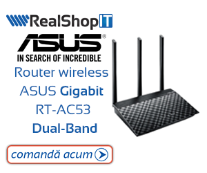 Router Wireless Asus Gigabite RT-AC53 Dual-Band
