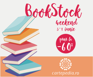 BookStock Cartepedia cu -20% / -60% in weekend