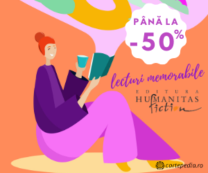 50% reducere Humanitas Fiction