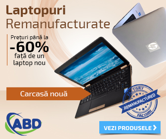 Singurele Laptopuri din Romania Integral Remanufacturate