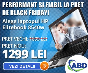 Performant si fiabil la pret de Black Friday!