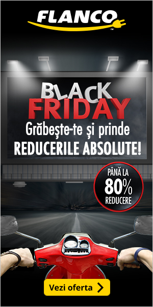 Black Friday - bannere 17 - 19 noiembrie