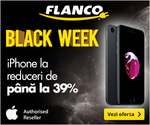 iPhone: pana la -39% in Black Week