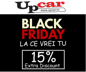 Black Friday la ce vrei tu!