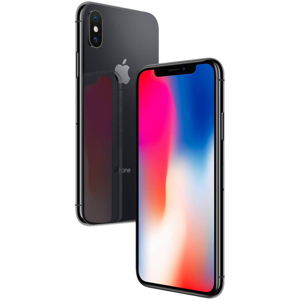 Precomanda IPhone X 256GB LTE 4G Negru 3GB RAM