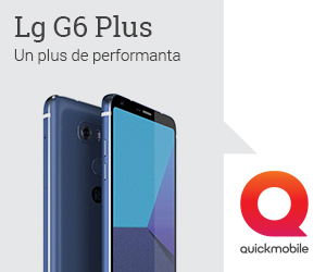 LG G6 Plus disponibil la Quickmobile